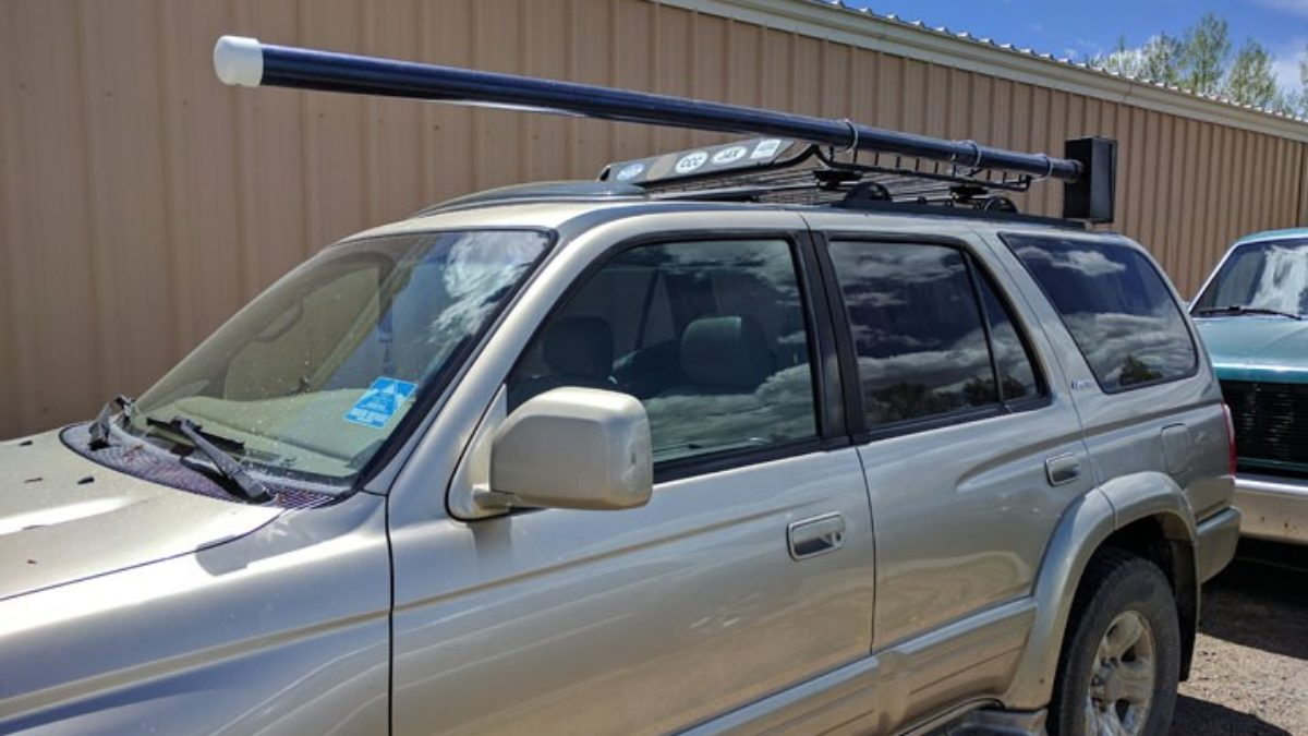 Diy A Fly Fishing Rod Rack Carrier Blog Fishwest Com