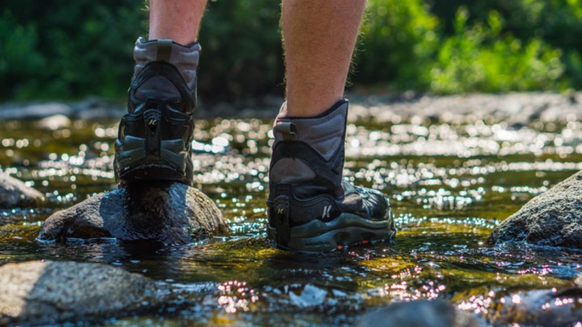 Gear Review : Korkers Darkhorse Wading